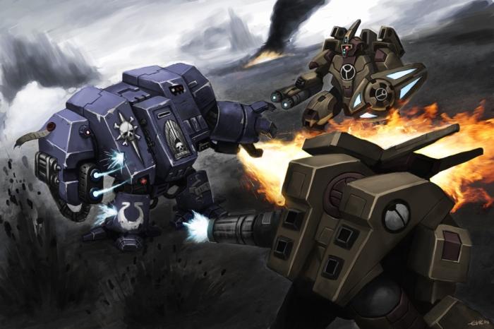 Robôs gigantes: quem não gostaria de ter um?